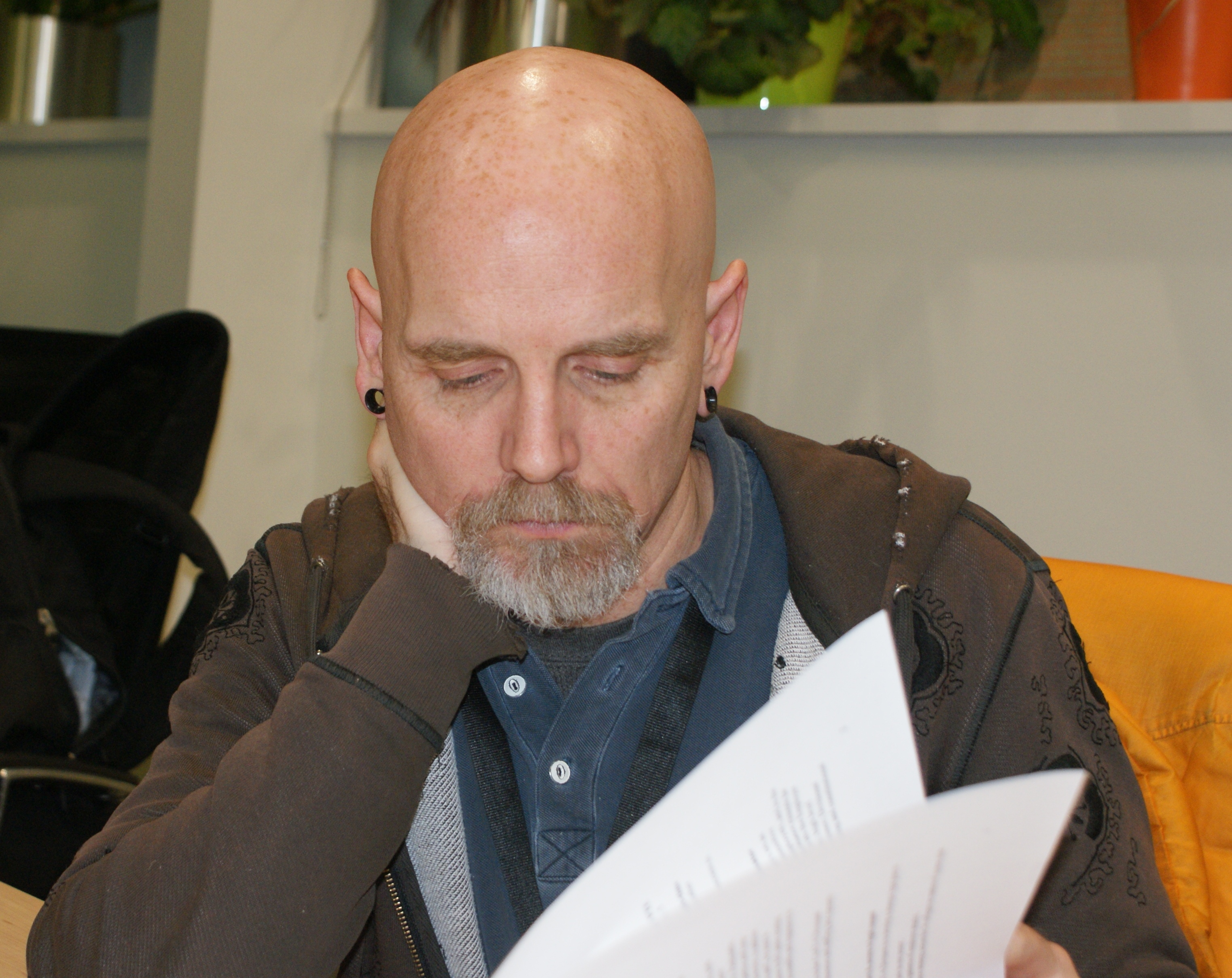 Paul Petrie
